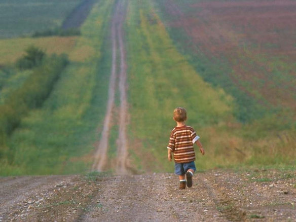 drumul spre rai